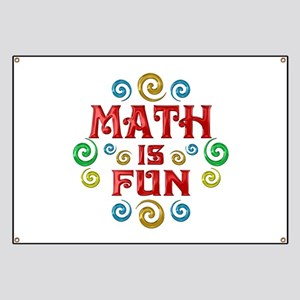 Math is Fun Banner