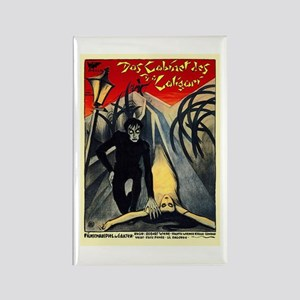 The Cabinet Of Dr. Caligari Rectangle Magnet