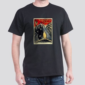 The Cabinet Of Dr. Caligari Dark T-Shirt
