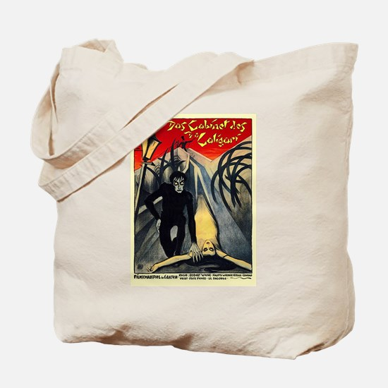 The Cabinet Of Dr. Caligari Tote Bag