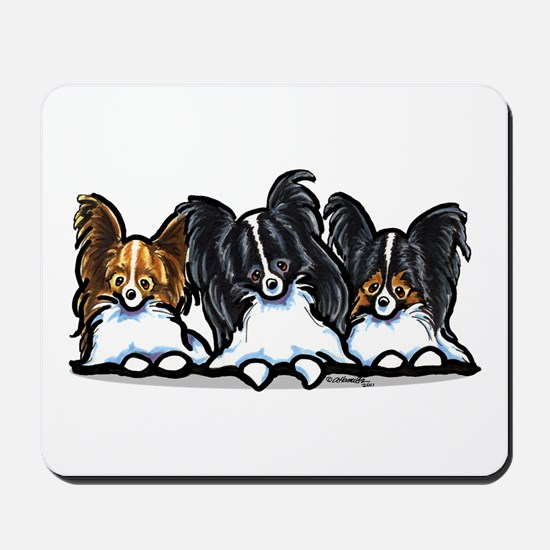 Papillon Lover Mousepad