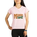 Mountain Bike Women's double dry short sleeve mesh