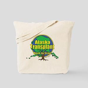 Alaska Transplant Tote Bag