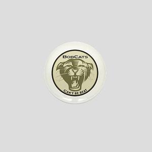 Bobcats Mini Button