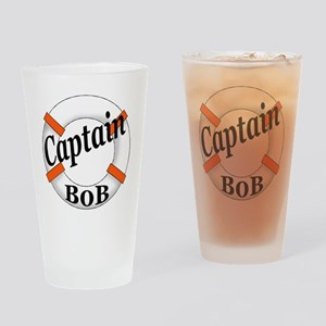 Captain Bob's Pint Glass