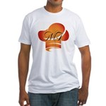 Chef Michel Thomann Fitted T-Shirt