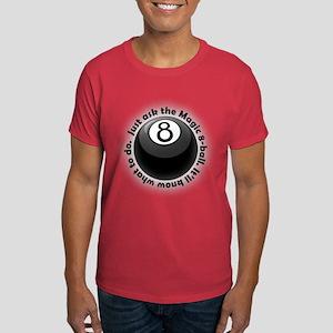 Magic 8-ball Dark T-Shirt