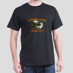 Cascade Lake Dark T-Shirt