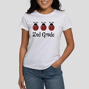 2nd Grade School Ladybug Women's T-Shirt