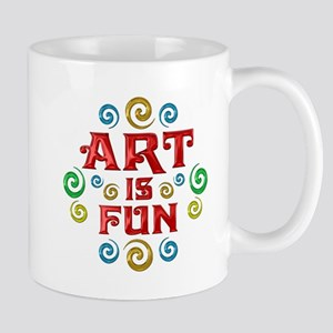 Art is Fun Mug