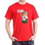 Manny the victim Dark T-Shirt