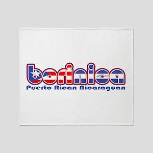 BoriNica Throw Blanket
