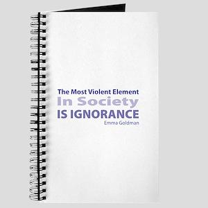 Violent Element Journal