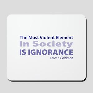 Violent Element Mousepad