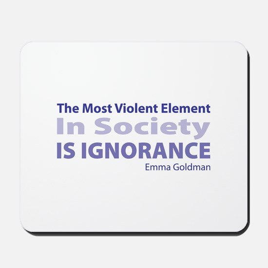 Violent Element Mousepad