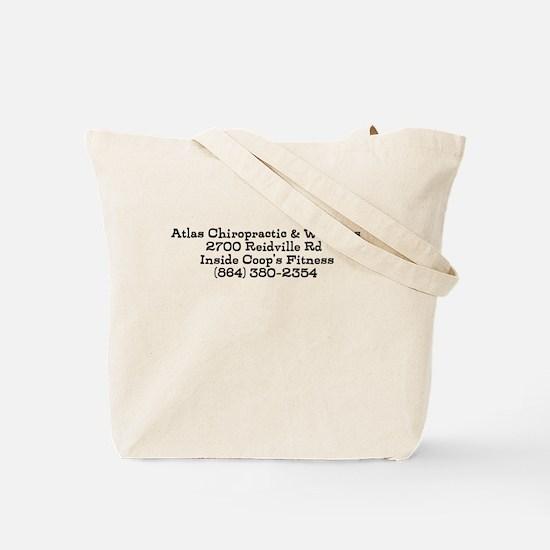 Unique Chiropractics Tote Bag