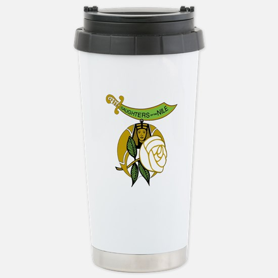 Daughters of the Nile Stainless Steel Travel Mug