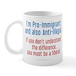 Pro-Immigrant Mug