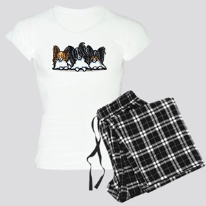 Papillon Lover Women's Light Pajamas