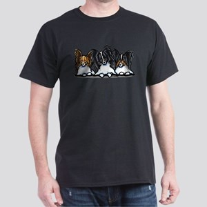 Papillon Lover Dark T-Shirt