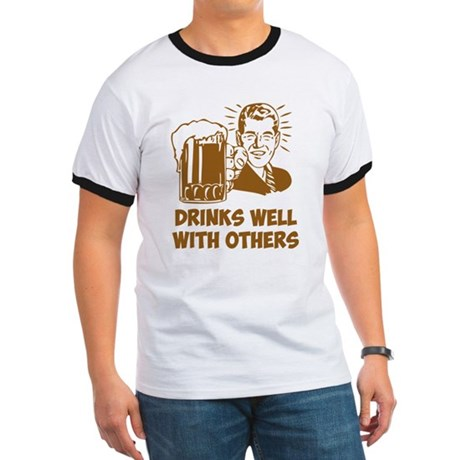 Drinks Well With Others Ringer T