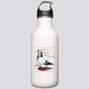 Giant Homer Pigeon Stainless Water Bottle 1.0L
