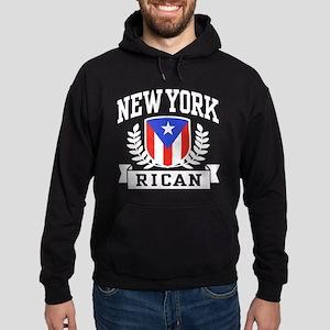 New York Rican Hoodie (dark)