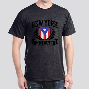 New York Rican Dark T-Shirt