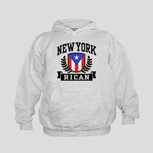 New York Rican Kids Hoodie