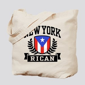 New York Rican Tote Bag