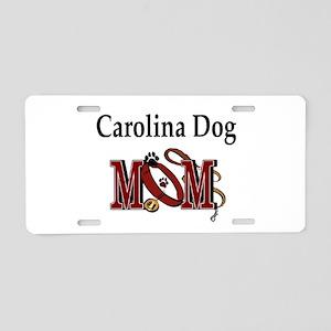 Carolina Dog Mom Aluminum License Plate