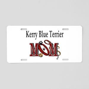 Kerry Blue Terrier Aluminum License Plate