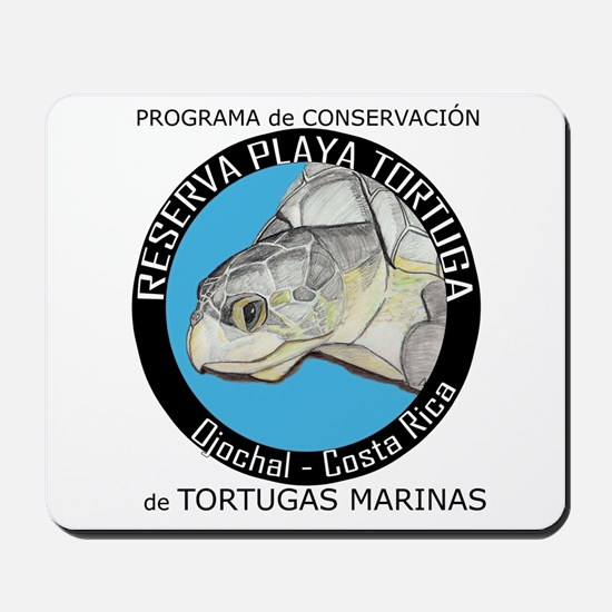 Marine Turtle Program Mousepad