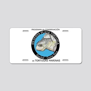 Marine Turtle Program Aluminum License Plate