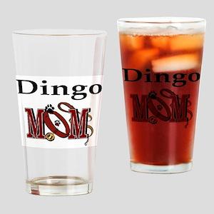 Dingo Dog Mom Pint Glass