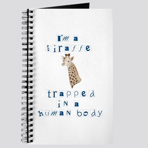 I'm a Giraffe Journal