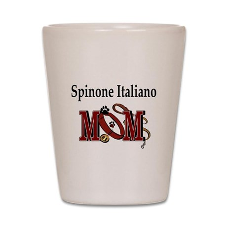 Spinone Italiano Shot Glass