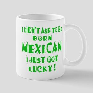 Born Lucky ! Mug