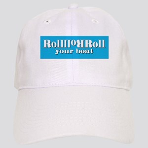 Roll your boat Cap