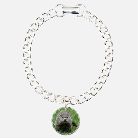Groundhog (Woodchuck) Bracelet