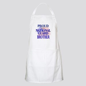 National Guard - Brother BBQ Apron