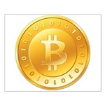 Bitcoins-1 Small Poster