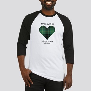 Heart - MacArthur Baseball Jersey