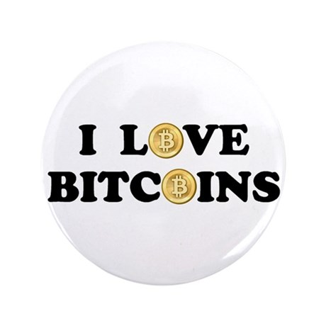 "Bitcoins-2 3.5"" Button"