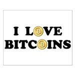 Bitcoins-2 Small Poster