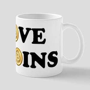 Bitcoins-2 Mug