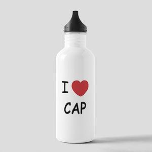 I heart cap Stainless Water Bottle 1.0L