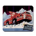 Snow Cruiser Mousepad
