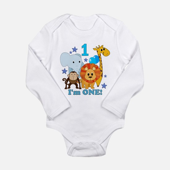 First Birthday Jungle Baby Outfits