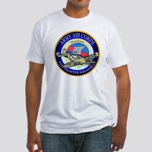 9th Fighter Squadron - Flying Knights - P40 Fitted